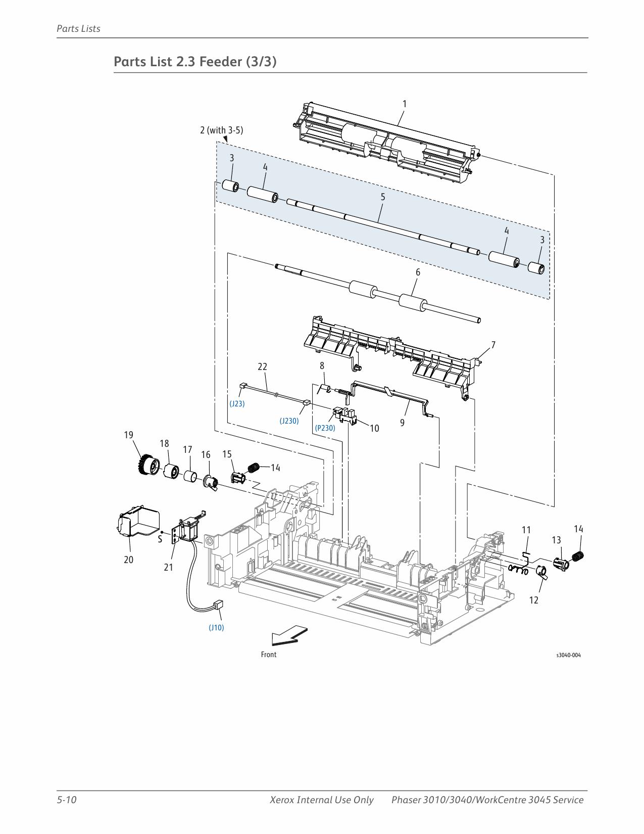 xerox phaser 3010 3040 workcentre